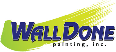 Wall Done Painting Logo